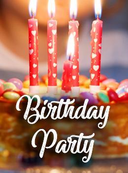 Πάρτι γενεθλίων στο Brain Game!
