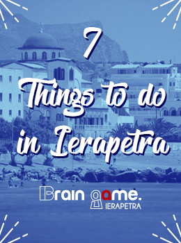 7 Things to do in Ierapetra