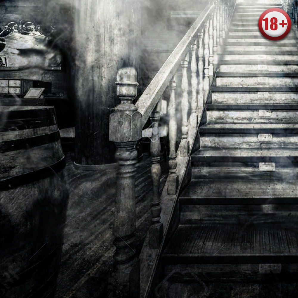 Under the Stairs Escape Room